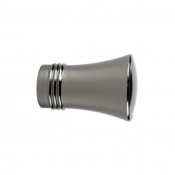 ECLECTIC - Cup Finial Black...