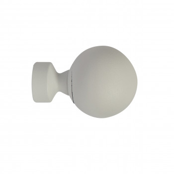 LOFT - Sphere Finial White...