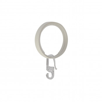 LOFT - Metal ring White (8...