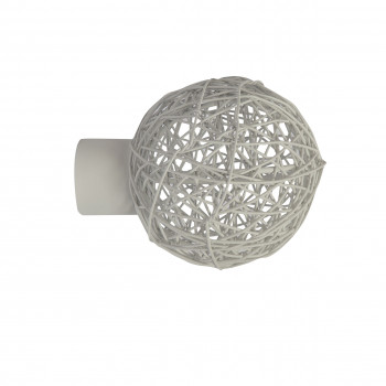 LOFT - Nest Finial White (1...
