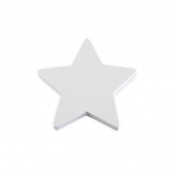 COLORS - Star Finial White...