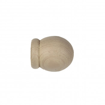 IDEAS WOOD - Sphere Finial...