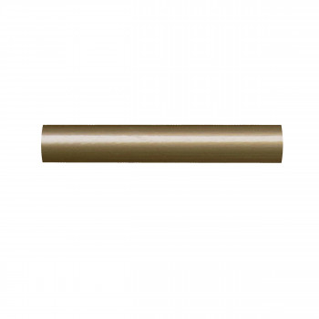 Metal Wardrobe rod Bronze...