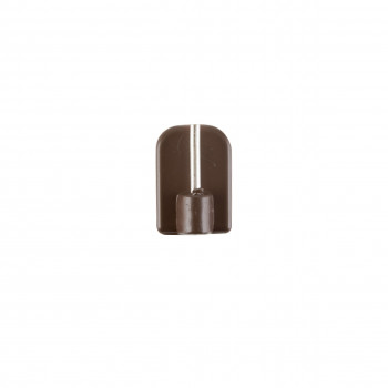 Adhesive holder Brown (4pcs.)