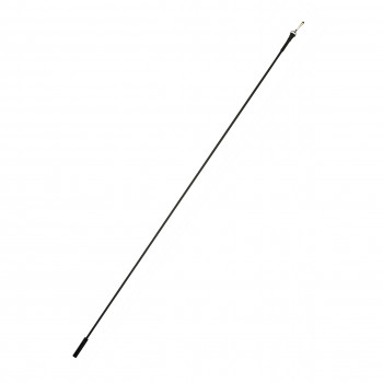 Metal curtain draw rod...