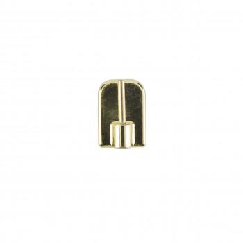 Gancio adesivo Oro (4 pz)